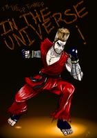 Paul Phoenix ~ Top Fighter In The Universe by Wallcoton
