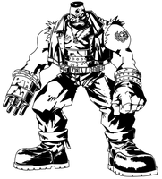 Barret by MonsterWhacker