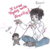 Toying with Frankie by chibiusa1001