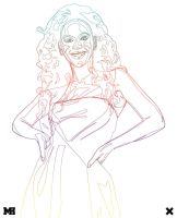 Beyonce Outline by 5MILLI