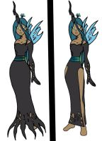 :Human:Chrysalis: by BlackRose140792