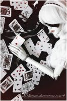 House of cards by sherimi
