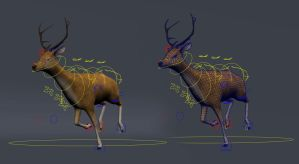 Deer rig by Captainfusion