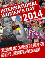 International Women's Day 2014 by Party9999999