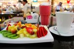 Fruit salad in Marina mall Abu Dhabi by amirajuli