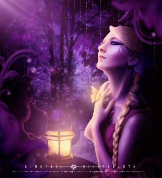 I see the light by KimFuentebella