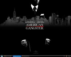 gangster screen shot by MikeDaleDesign