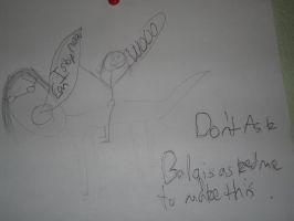 Look what Dylan drew by Tinbutt