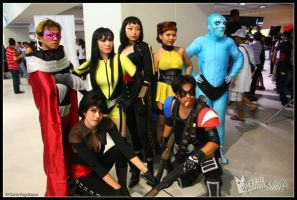 Watchmen At Metro Comic Con by chenmeicai