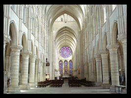 Cathedrale de Laon 2 by BluePalmTree