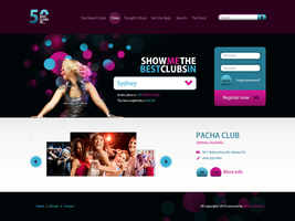 web design by Radvila