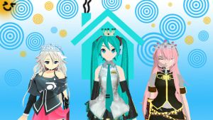 MMD Crown Pack 2 Download by 9844
