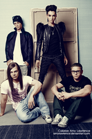 Tokio Hotel colorize. by AmyLawrence