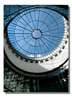 Frankfurt Art Museum Skylight by WillFactorMedia