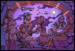 Arian's Chambers (Thanks for 5000 Watchers!) by alexichabane
