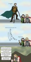 Thor 2 SPOILERS - Betrayal by KRRouse