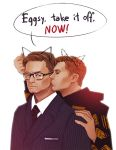 Kingsman: 30 Days OTP Challenge - Day 10 by maXKennedy