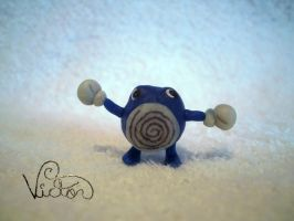 61 Poliwhirl by VictorCustomizer
