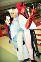Hiiro no Kakera_Blue and Red by Yess-Frizz