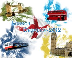 London Olympics 2012 by pranav-art