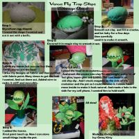 Venus Fly Trap Tutorial by CuteyKitty