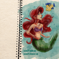 Ariel 18-04-2014 by Luciand29