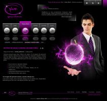 website layout 51 by webgraphix
