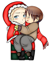 You're My Gift for Christmas by Sarcelluni