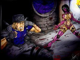 Mortal Kombat Bloodfest 2 by YagamiEmer