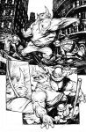 TMNT sequential 01 by Santolouco