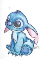Stitch by Gotashi-Chan