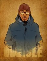 Oddisee by Joey-Zero