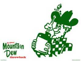 Mountain Dew Throwback 2010 by FleetCommander