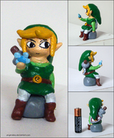 LoZ: Toon Link by yingmakes