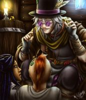 Storyteller by Lienwyn