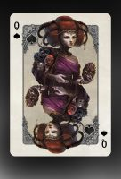 Queen of Spades by gerezon