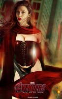 Avengers 2 - Age of Ultron - Scarlet Witch by Imperium-Hero