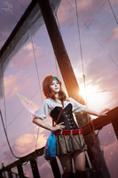 The Pirate Fairy by GlowingPearl