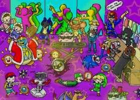 super smash party brawl by PB1593