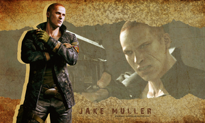 Jake Muller wallpaper V.2 by VickyxRedfield