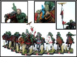 'H' Company Rough Riders by GeneralCambronne