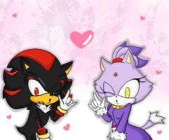 Shadow and Blaze by Janly8742