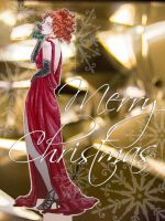 Cultgen Wish you Merry Christmas by vientocaprichoso