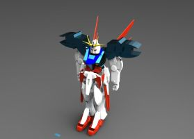 Gundam Toy by Raymon92