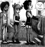 Halloween 2012 by happybullet15