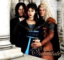 The Substitute Cover (Snape/Tonks/Lucius/Narcissa) by deslea