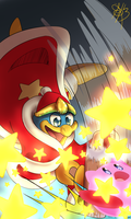 King Dedede by Daughter-of-Fantasy