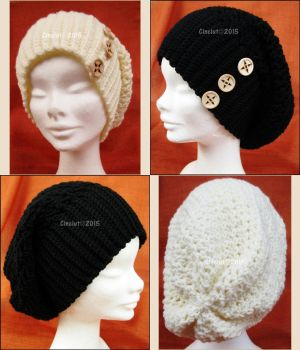Melody Slouchy by Cinciut