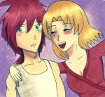 When your bae takes a surprise selfie... by Anime-geek-ftw