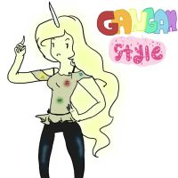 GANGAM STYLE by Ask-The-Shadow-Girl